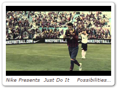 Nike Presents  Just Do It    Possibilities   YouTube