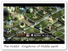 The Hobbit  Kingdoms of Middle earth   Kabam TV Commercial   YouTube