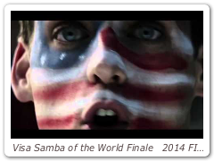 Visa Samba of the World Finale