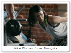 Nike Inner Thoughts