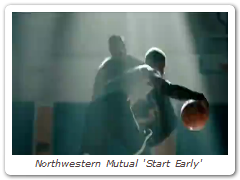 Northwestern Mutual 'Start Early'